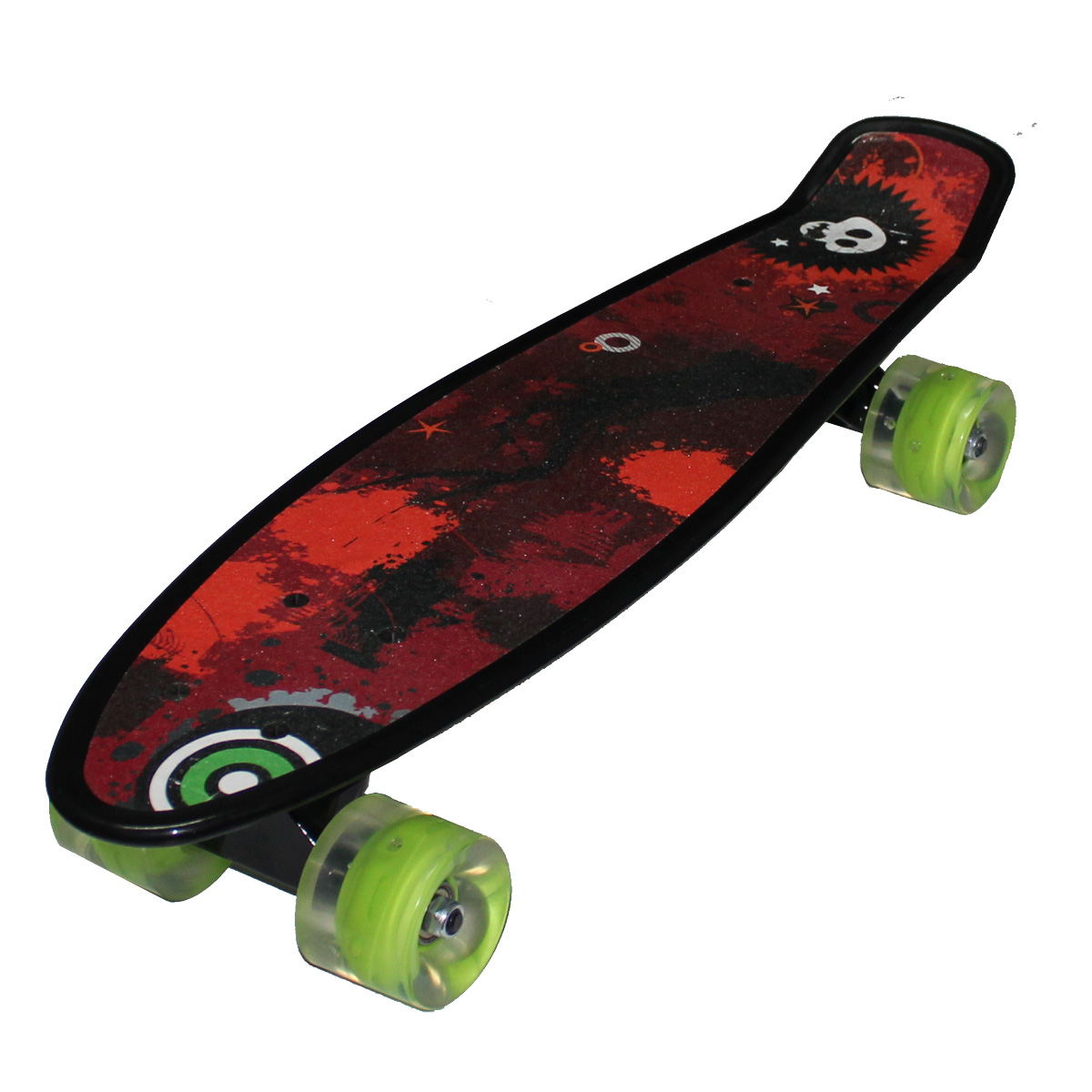 SKB393 Penny Skateboard with Flashing Wheels   RCL Sport ...